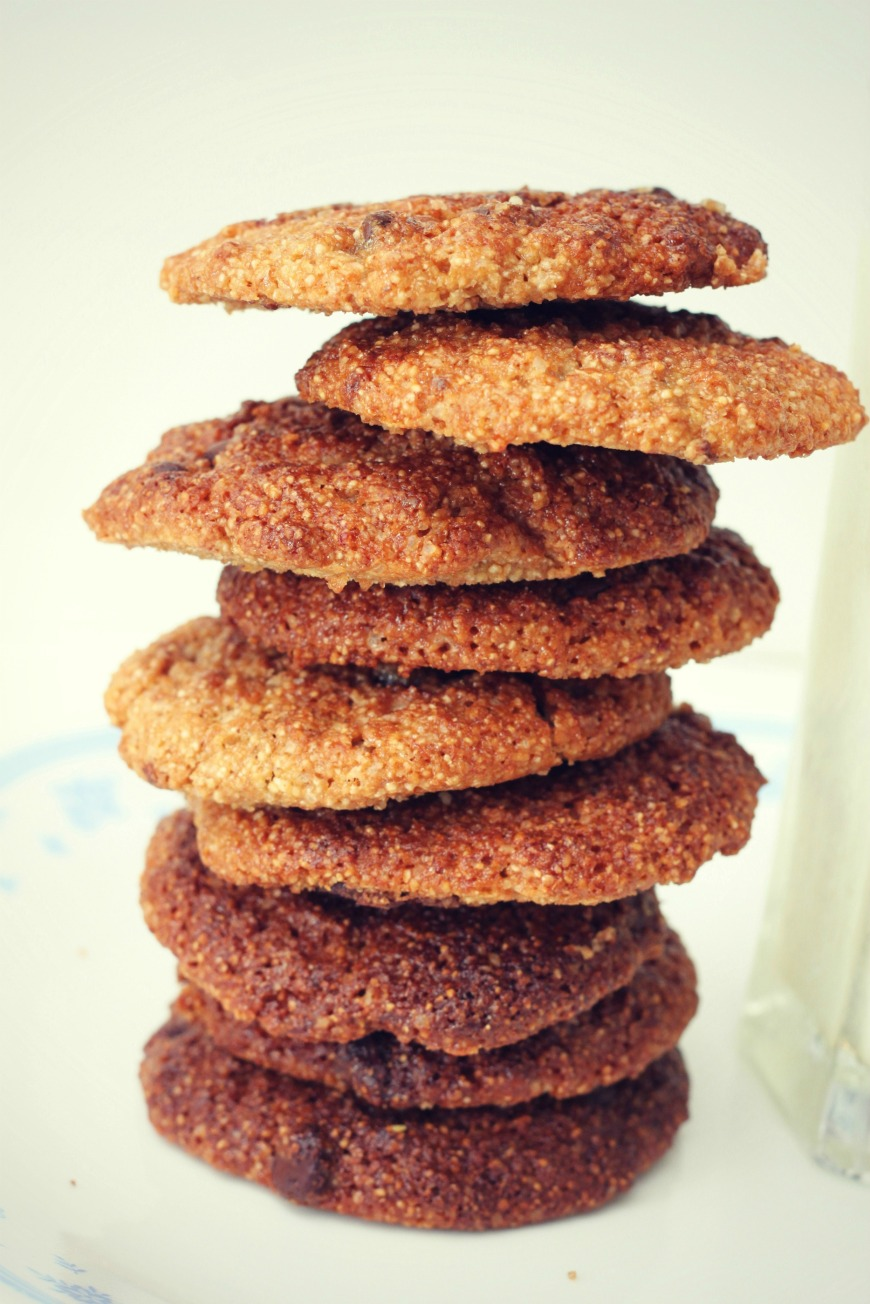 Tower of cookies!